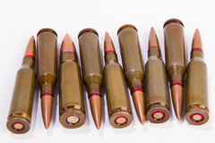 Couple of bullets Stock Photo