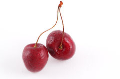 Couple of cherry Stock Photo