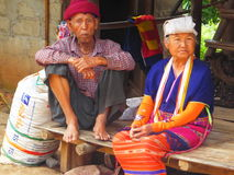 Couple in Chiang Mai / Thailand Royalty Free Stock Photography