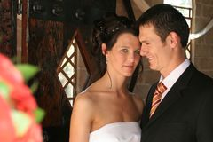 Couple Close Royalty Free Stock Photos