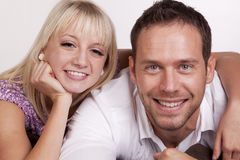 Couple close Stock Photo
