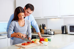 Healthy food cook Stock Photography