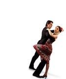 Couple dancing Royalty Free Stock Image