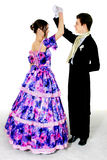 Couple dancing Royalty Free Stock Photo