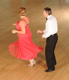 Couple dancing  Stock Image