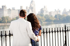 Couple Date Royalty Free Stock Photos