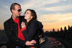 couple dating Στοκ φωτογραφίες με δικαίωμα ελεύθερης χρήσης