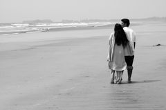 Couple Dreams Royalty Free Stock Photos