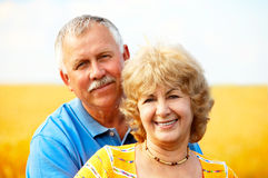 couple elderly στοκ εικόνα με δικαίωμα ελεύθερης χρήσης