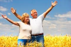 couple elderly Στοκ φωτογραφίες με δικαίωμα ελεύθερης χρήσης