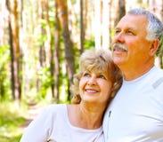 couple elderly Στοκ φωτογραφία με δικαίωμα ελεύθερης χρήσης