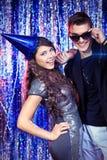 Couple fun Royalty Free Stock Photos