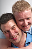 couple gay Στοκ Φωτογραφία