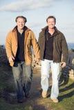 couple gay happy Στοκ Φωτογραφίες