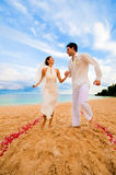 Couple Getting Married Royalty Free Stock Images