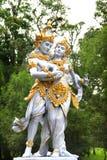 Couple of gods Stock Image