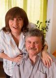 couple happiness mature Στοκ εικόνες με δικαίωμα ελεύθερης χρήσης