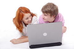 Couple happy Royalty Free Stock Images