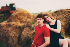 Couple. Royalty Free Stock Photography