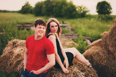 Couple. Stock Images