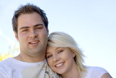 Couple happy together 3 Royalty Free Stock Photo