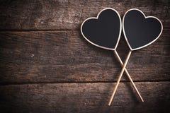 Couple heart shape Royalty Free Stock Image