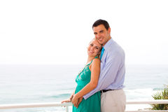 Couple on holiday Royalty Free Stock Images