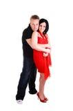 Couple hugging. Stock Photography