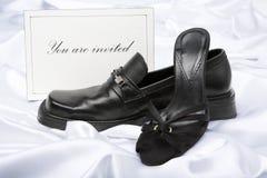 Couple invitation Royalty Free Stock Photo