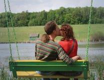 Free Couple Kissing Royalty Free Stock Image - 14752516