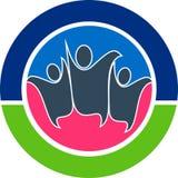 Couple logo Stock Photos