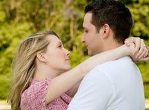 Couple Looking Serious Stock Photos