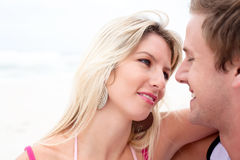Couple in love. Royalty Free Stock Image