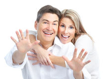 Couple in love Royalty Free Stock Photos
