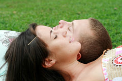Couple love Royalty Free Stock Image