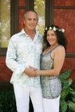 Couple in love Stock Photos