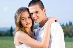 Couple love Royalty Free Stock Photography