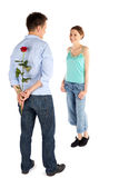 Couple in Love Concept Royalty Free Stock Images
