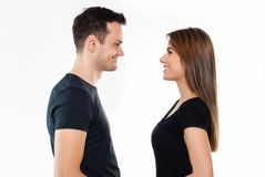 Couple /love Concept. Royalty Free Stock Images