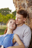 Couple in love d Royalty Free Stock Photography
