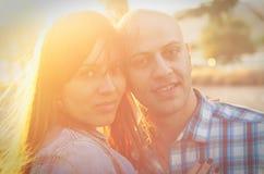The couple Royalty Free Stock Photos