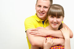 Couple in love Royalty Free Stock Images