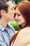 Couple in love. Stock Photography