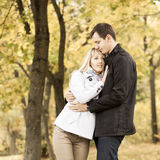 Couple in love Stock Photo