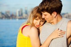 couple love young Στοκ Φωτογραφία