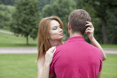 Couple Lovers Royalty Free Stock Image