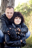 Couple of lovers Royalty Free Stock Photography