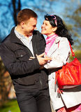 couple loving Στοκ Εικόνα