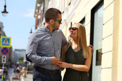 Couple Loving Stock Photos
