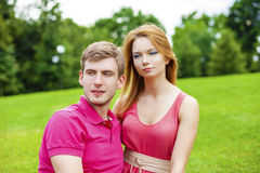 Couple Loving Royalty Free Stock Images